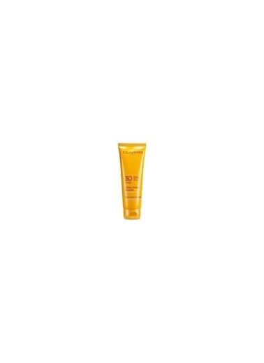 Clarins Clarins Sun Care Cream Moisturizes Age Control Spf 30 Nemlendirici Ve Yaşlılık Karşıtı Güneş Bakım Kremi 125 Ml Renksiz